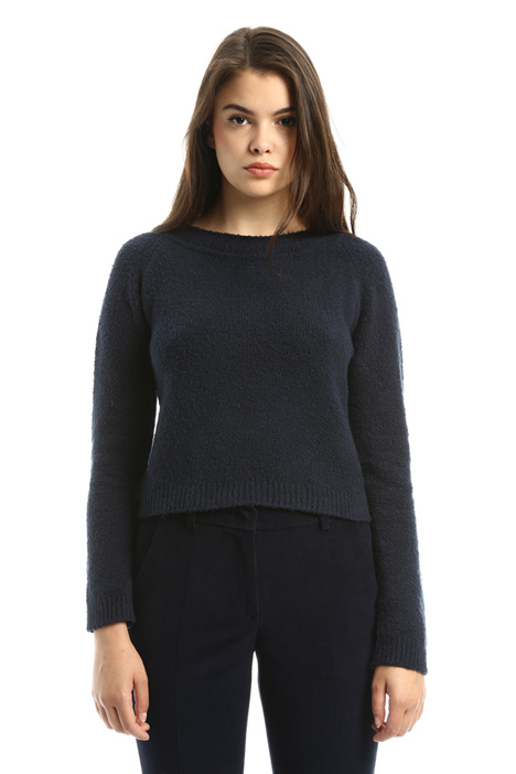 Boxy-fit sweater Intrend