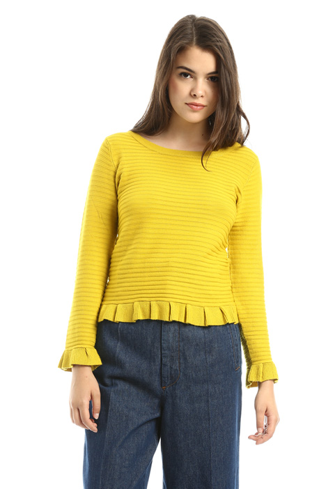 Ribbed sweater Diffusione Tessile