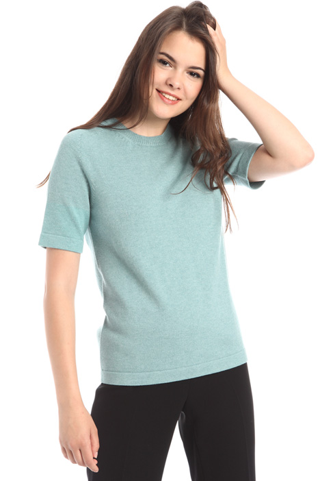 Short sleeve sweater Diffusione Tessile