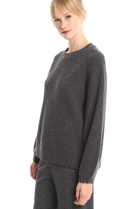 Puff sleeve sweater Intrend