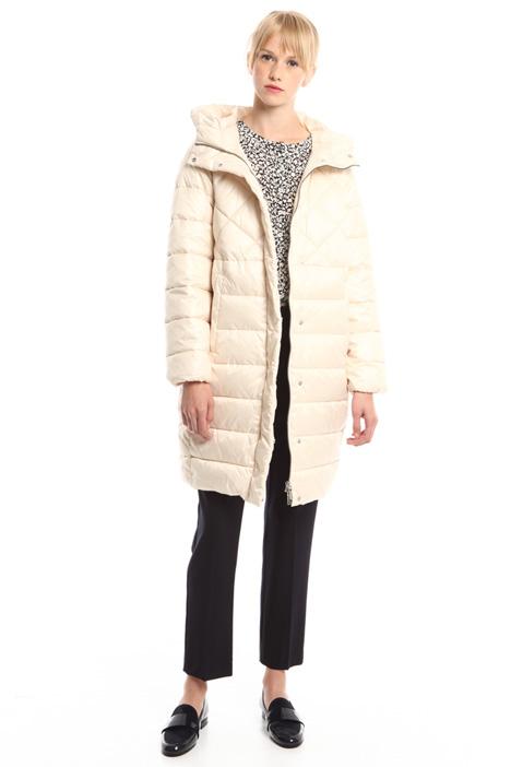 Padded coat Diffusione Tessile
