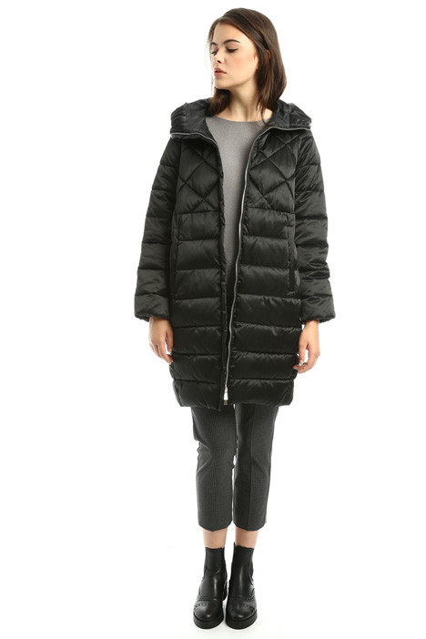 Waterproof padded coat Diffusione Tessile