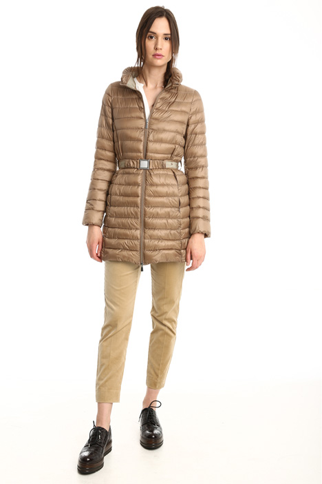 Padded tech coat Diffusione Tessile