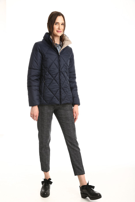 Reversible padded jacket Diffusione Tessile