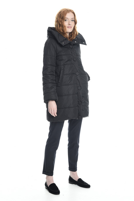 Hooded padded jacket Intrend