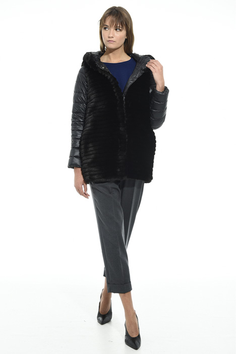 Jacket with removable sleeves Diffusione Tessile