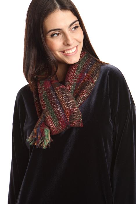Sciarpa leggera multicolore Diffusione Tessile