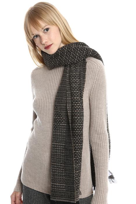 Scairpa bouclé in misto lana Diffusione Tessile