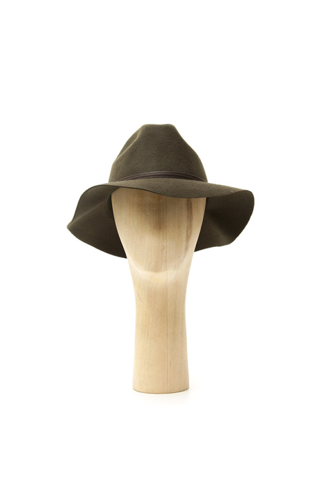 Cappello in pura lana Diffusione Tessile