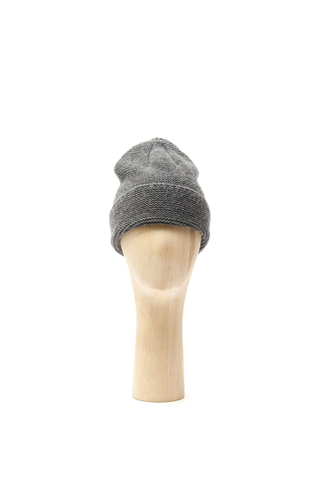 Stretch knitted wool hat Diffusione Tessile
