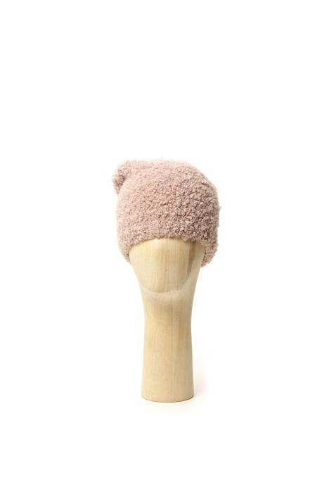 Berretto in lana bouclé Diffusione Tessile