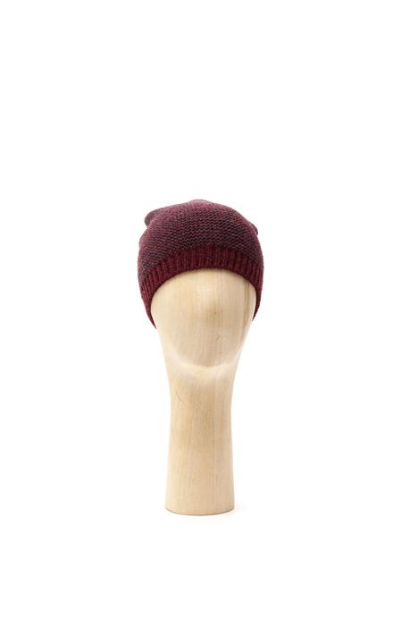 Links-links stitch bonnet Intrend