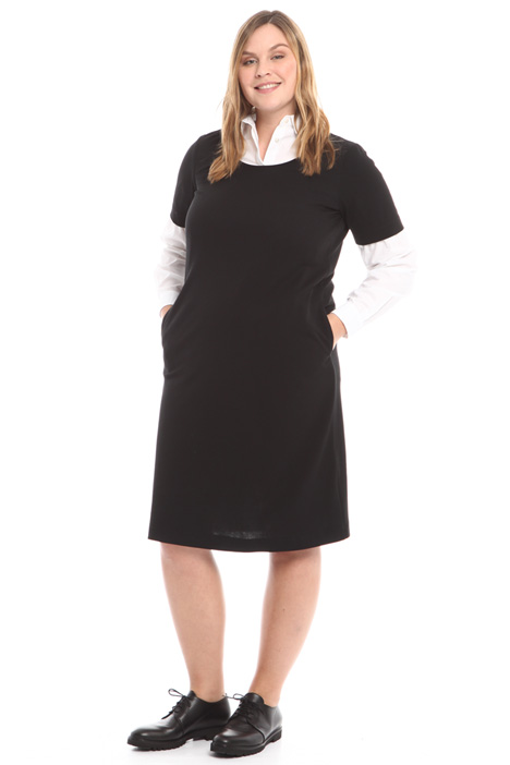 Interlock jersey dress Intrend