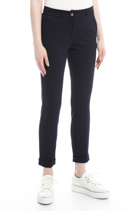 Stretch trousers Diffusione Tessile