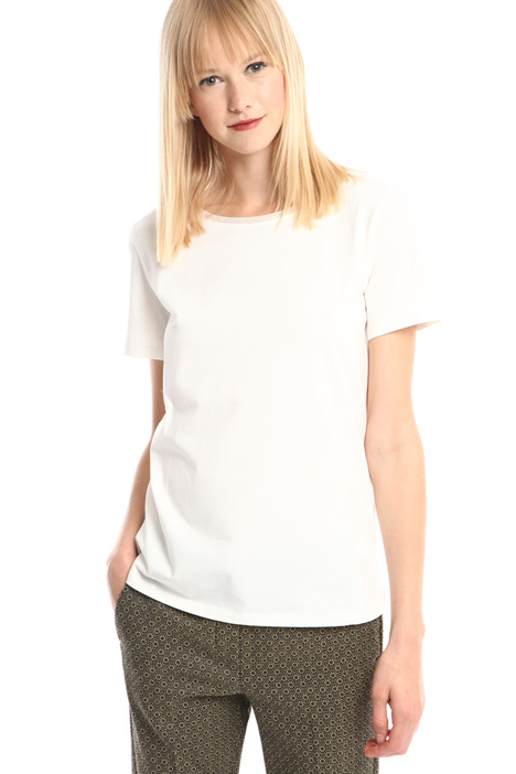 Jersey cotton T-shirt Diffusione Tessile