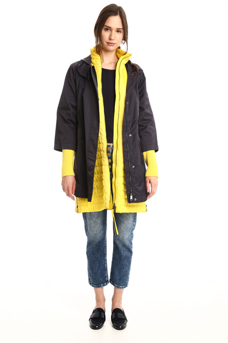 Two-in-one jacket Diffusione Tessile