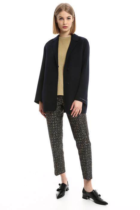 Double drap jacket Diffusione Tessile