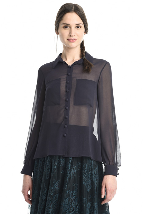 Georgette shirt Diffusione Tessile