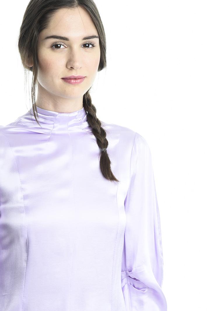 Blusa in raso Diffusione Tessile