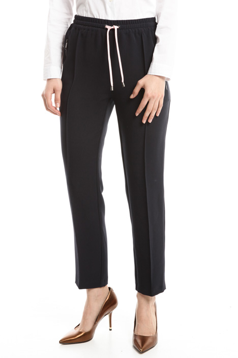 Jogging-style trousers Diffusione Tessile