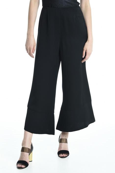 Pantalone con fondo svasato Diffusione Tessile