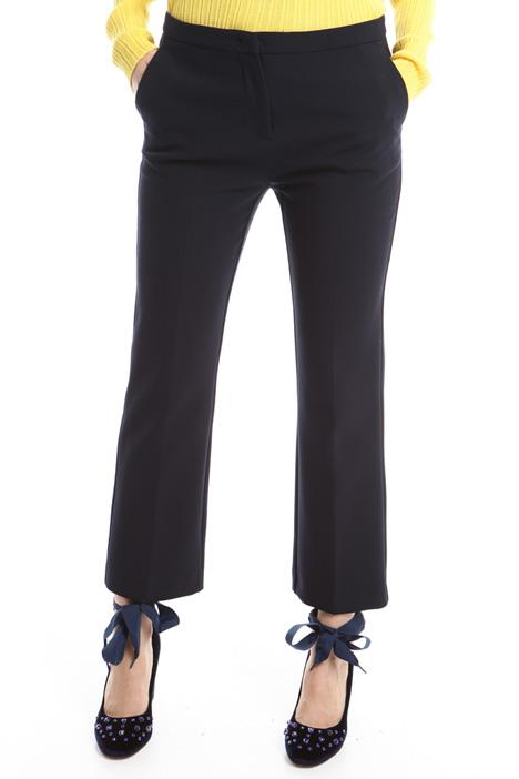 Trousers in stretch fabric Diffusione Tessile