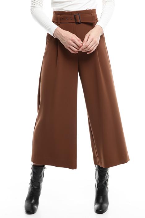 Pantalone con cintura abbinata Diffusione Tessile