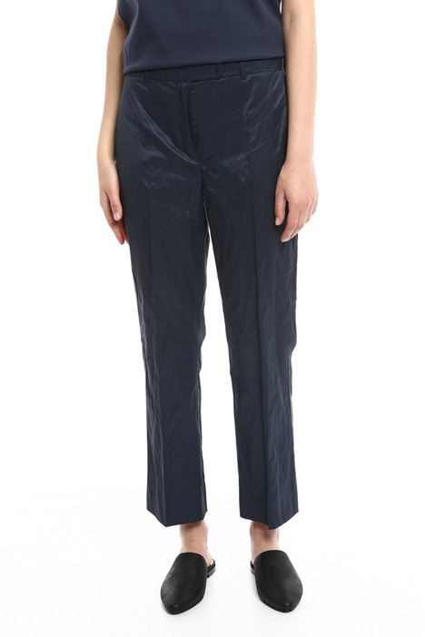 Pantaloni in raso Diffusione Tessile