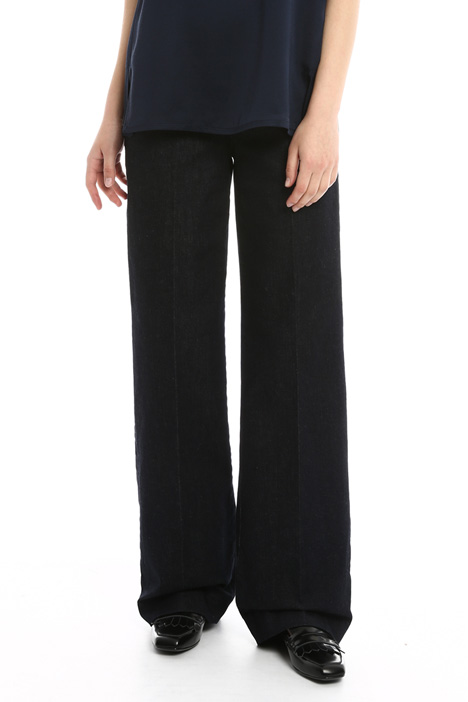 Side zip jeans Diffusione Tessile