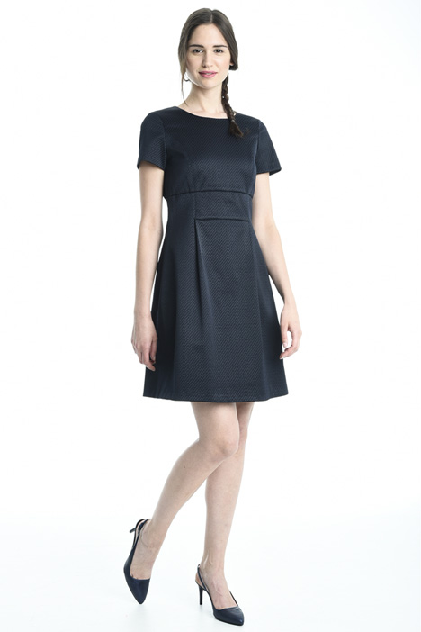 Natté-effect dress Intrend