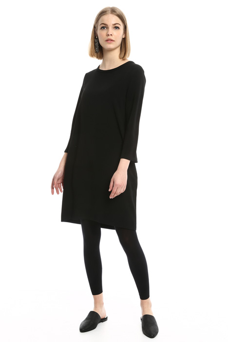 Wide dress with pockets Intrend