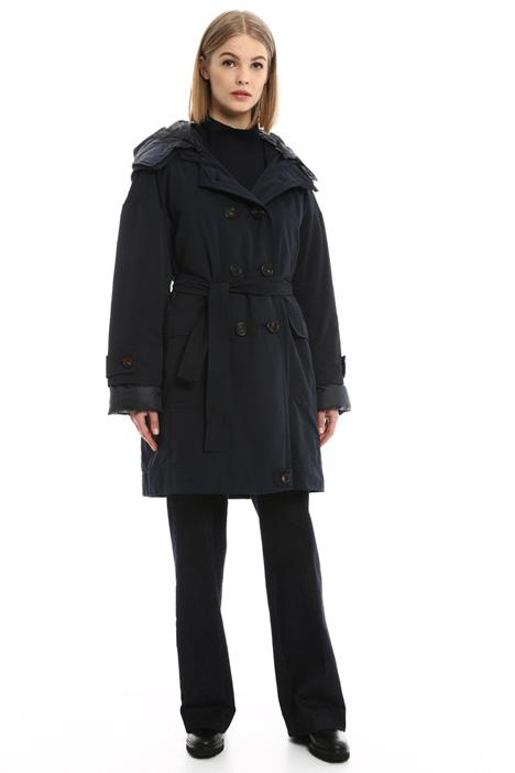 Padded rain coat Diffusione Tessile