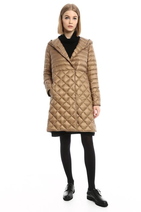 Modular down coat Diffusione Tessile