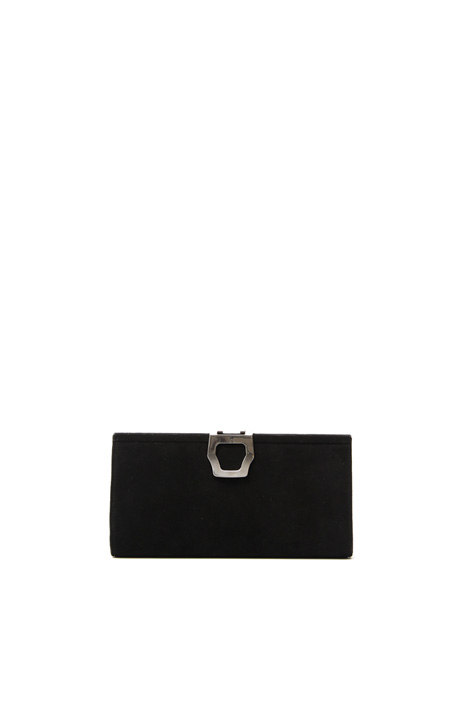 Clutch in pelle scamosciata Intrend