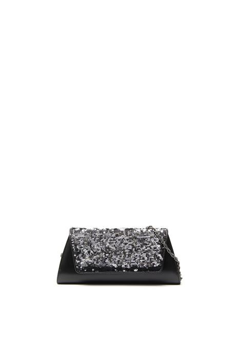 Pochette con paillettes Diffusione Tessile