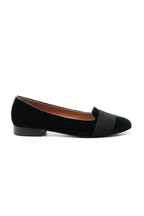 Velvet loafer Diffusione Tessile