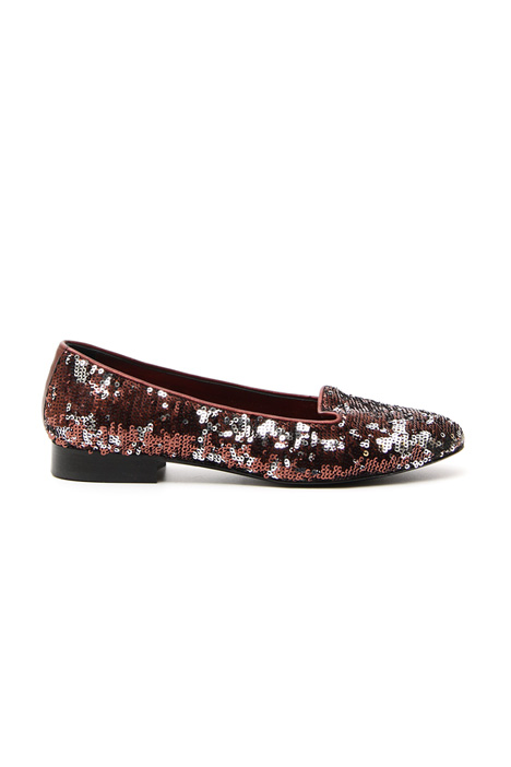 Sequin slip-on loafer Diffusione Tessile