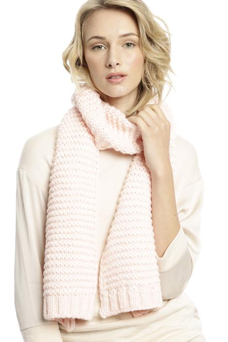 Sciarpa in maglia Diffusione Tessile