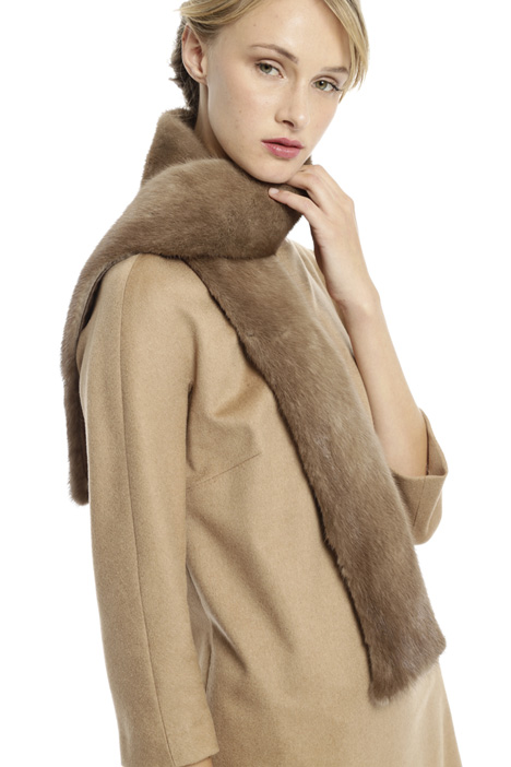 Mink scarf Diffusione Tessile