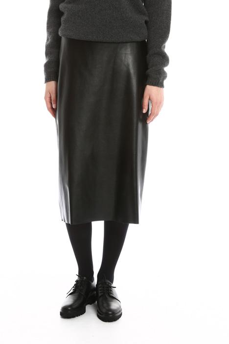 Longuette in coated fabric Diffusione Tessile