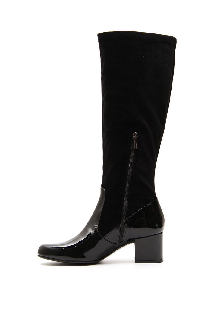 Velvet boots Diffusione Tessile