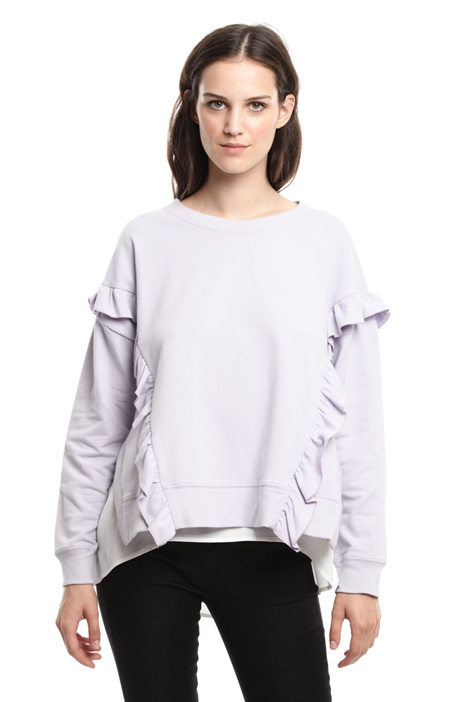 Sweatshirt with matching top Diffusione Tessile