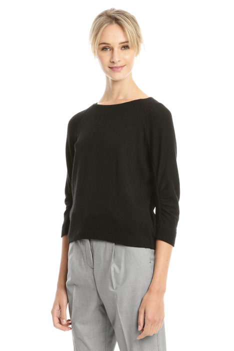 Viscose and cashmere sweater Diffusione Tessile