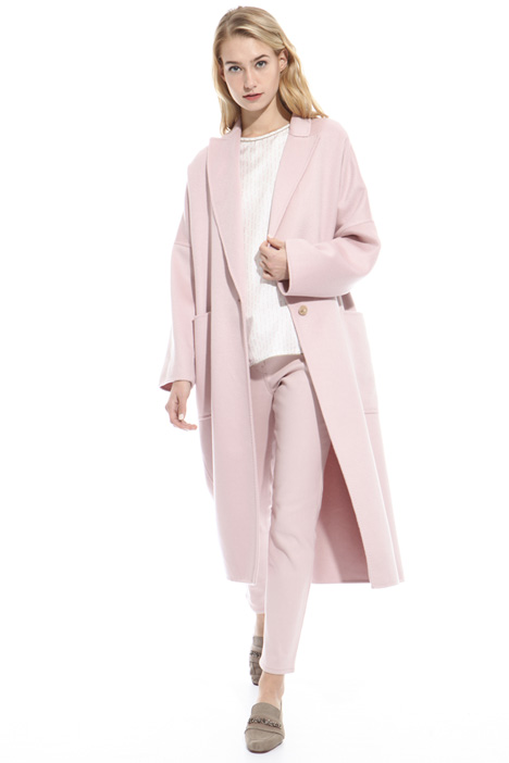 Cappotto maxi in drap Intrend