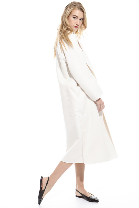 Oversized wool coat Diffusione Tessile
