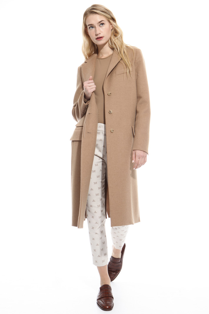 Double drap coat Intrend