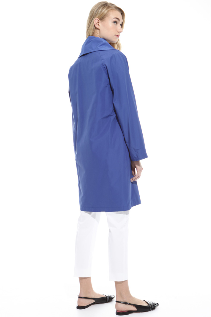Faille topcoat Intrend