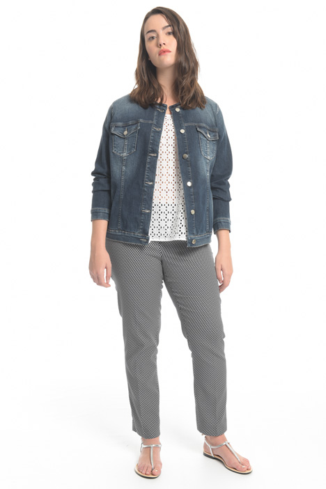 Denim jacket Diffusione Tessile