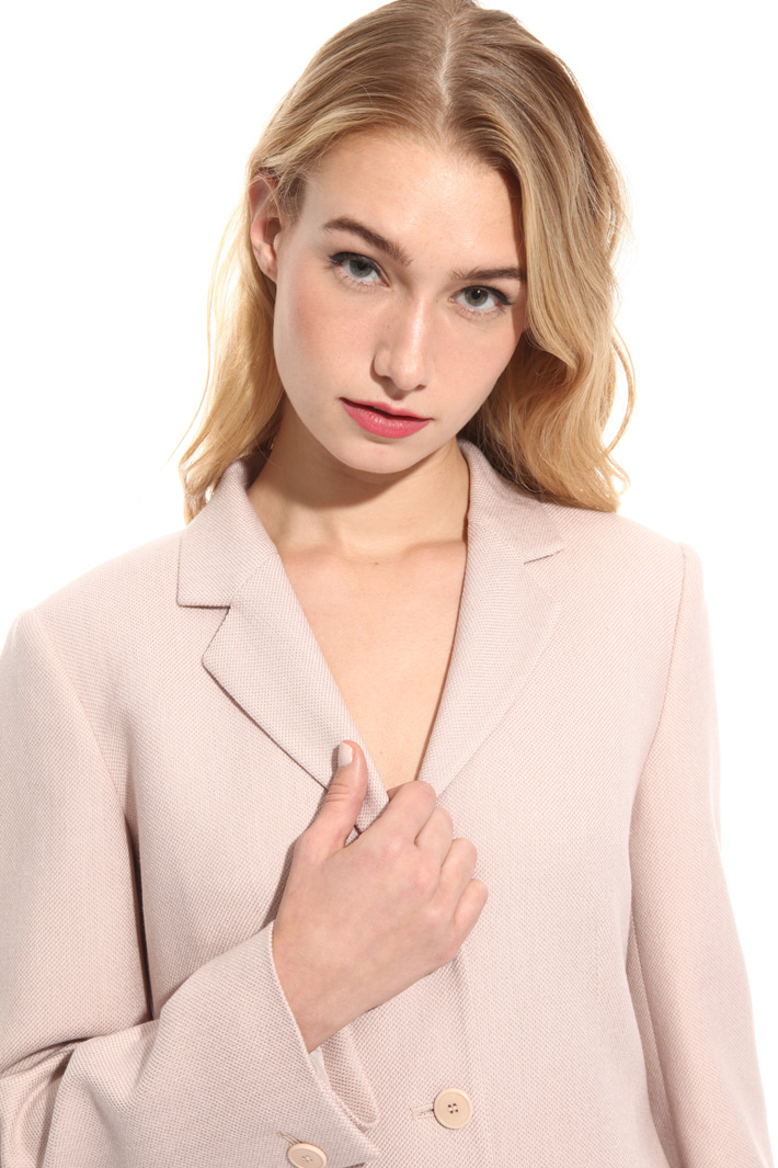 Silk and wool jacket Intrend