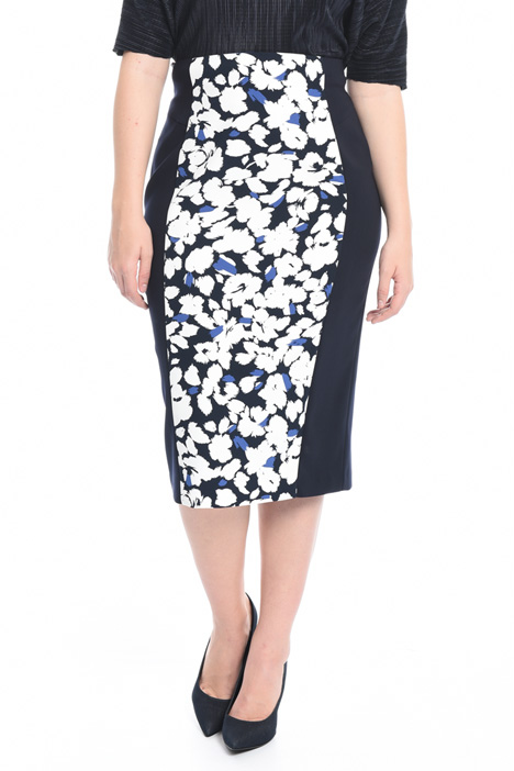 Cady pencil skirt Diffusione Tessile